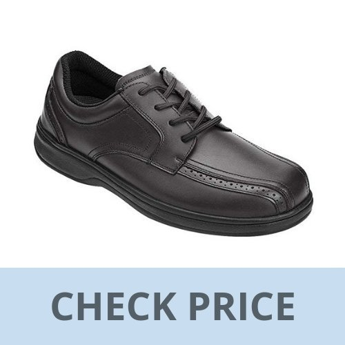 Orthofeet Gramercy Men's Dress Shoes