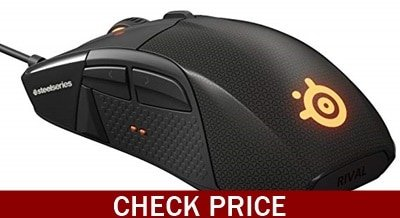 Steel Series Rival 700 - The Best Budget Gaming Mouse 2019