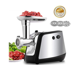 Electric Meat Grinder and Mincer