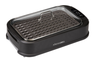 Electric Smokeless Grill by Power