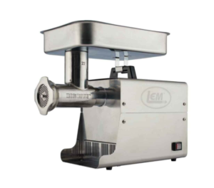 LEM Stainless Steel Electric Meat Grinder